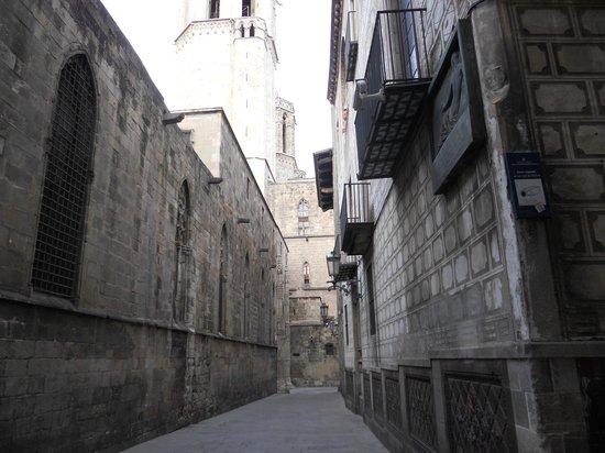 Hotel Barcelona Catedral: Barrio Gótico