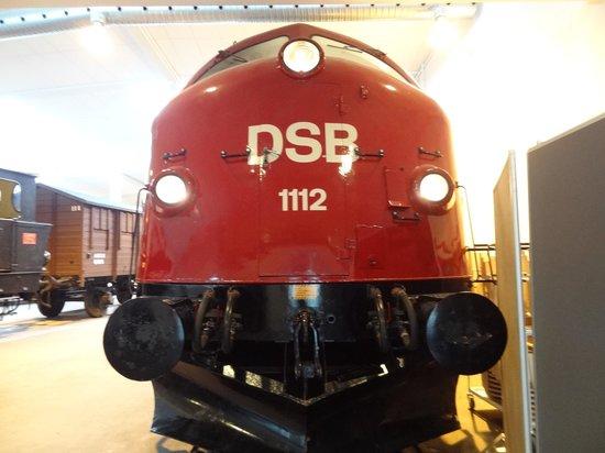 Jernbanemuseet Odense Bild Von The Danish Railway Museum Odense