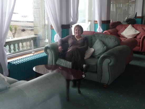 Legacy Hotel Victoria - Newquay: Lounge Area