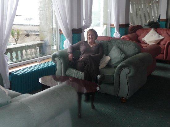 Legacy Hotel Victoria - Newquay : Lounge Area