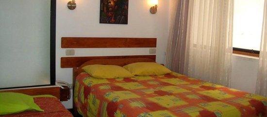 Samanapata Comfort Hostel: Double room