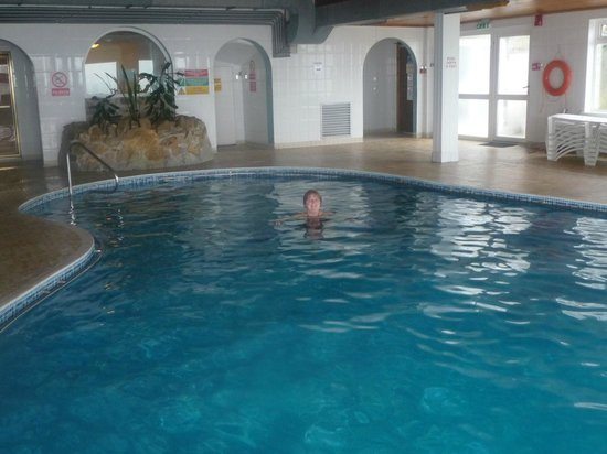 Swimming Pool Picture Of Legacy Hotel Victoria Newquay Newquay Tripadvisor