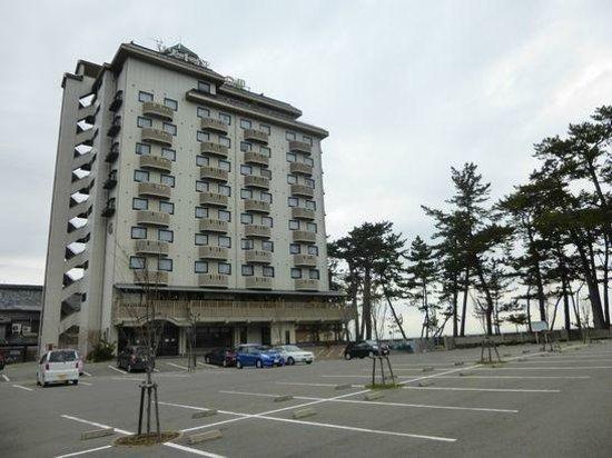 Hotel Resort Inn Futami : ホテル外観
