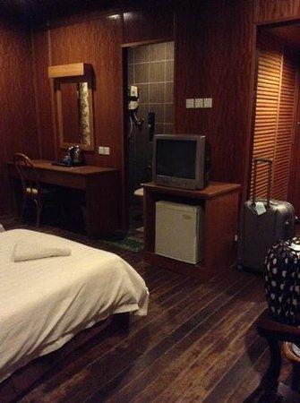 Malibest Resort: Deluxe Wooden 'Beras Basah'