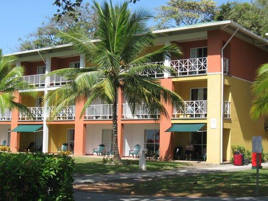 Royal Decameron Golf, Beach Resort & Villas : Bâtiment