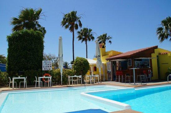 Tropical La Zona: Poolbar