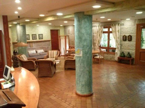 Hotel Bosque-mar: recepcion