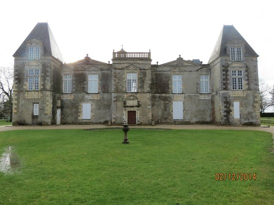 Rendez-vous au Chateau : Chateau d'Issan, Margaux