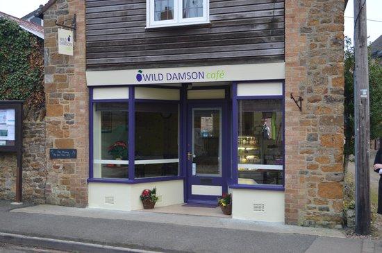The Wild Damson Cafe.
