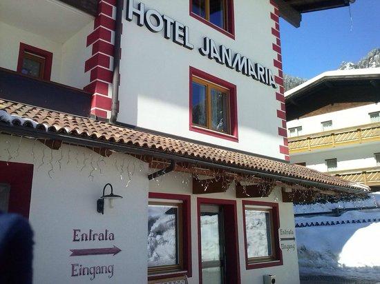 Hotel Jan Maria : vista hotel esterna