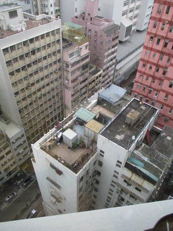 Novotel Century Hong Kong: Par le couloir des ascenseurs