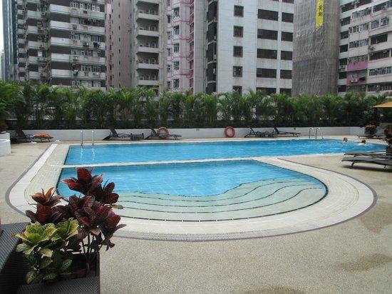 Novotel Century Hong Kong: Piscine