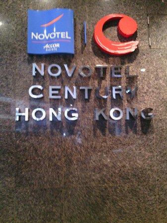 Novotel Century Hong Kong : Deventure de l'hôtel