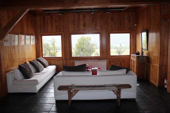 Sieteflores Hosteria de Montana: Sitting Room
