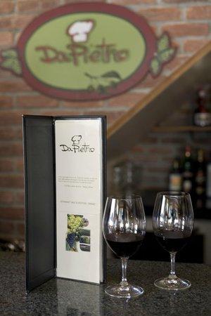 Da Pietro : Notre carte des vins très abordable