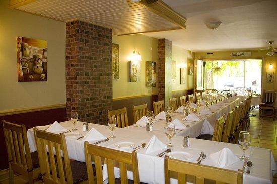 Da Pietro : Salle privée pour vos réceptions de 25 à 50 invités