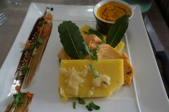 La Cuisine du Boucher : [Spécial Fête des Grands Mères] Dos de saumon