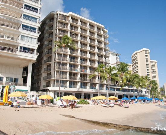 Photo of Hotel Outrigger Reef Waikiki Beach Resort at 2169 Kalia Rd., Honolulu, HI 96815, United States