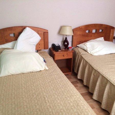 Hotel Samana: Habitación