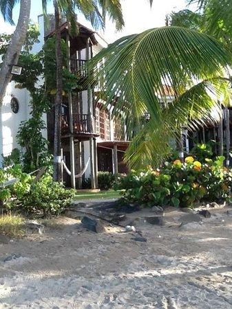 Rendezvous Resort: view of Luxury Beachfront Rooms