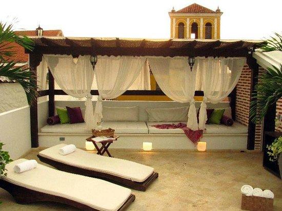 Photo of Casa Santa Ana Cartagena