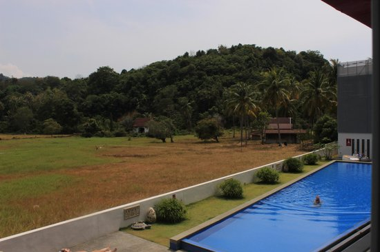 favehotel Cenang Beach - Langkawi: View from the room