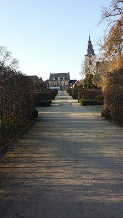 Photo of Botanical Garden De Tuinen van Hoegaarden at Houtmarkt 1, Flemish Brabant Province 3320, Belgium