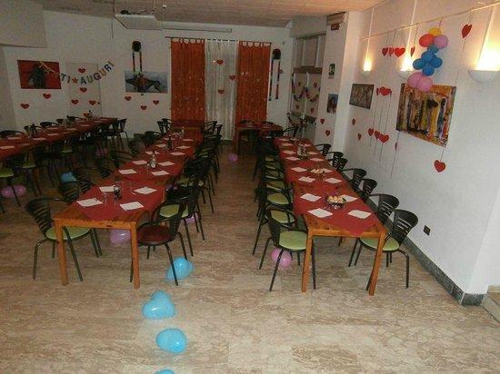 Grugliasco, Italia: sala disponibile per feste eventi e cerimonie