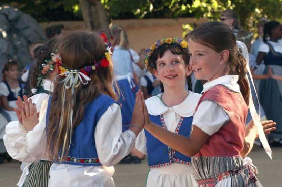 Scandinavian Festival in August Junction City