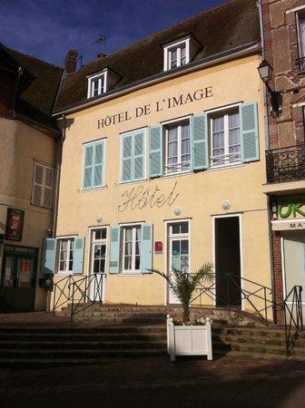 Hotel De L'Image : FACADE 2014