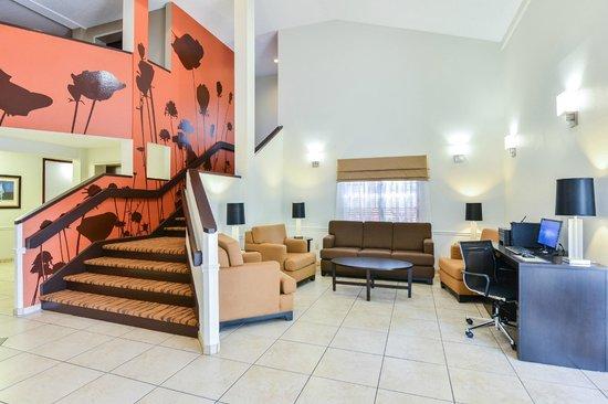 Sleep Inn Sarasota: Hotel Lobby
