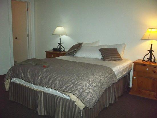 Blue Mountain Ski Resort: Master bedroom, 3rd floor
