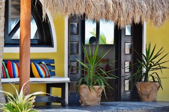 Amaité Hotel & Spa: Entrada