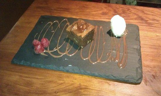 The Connaught Inn : Dessert