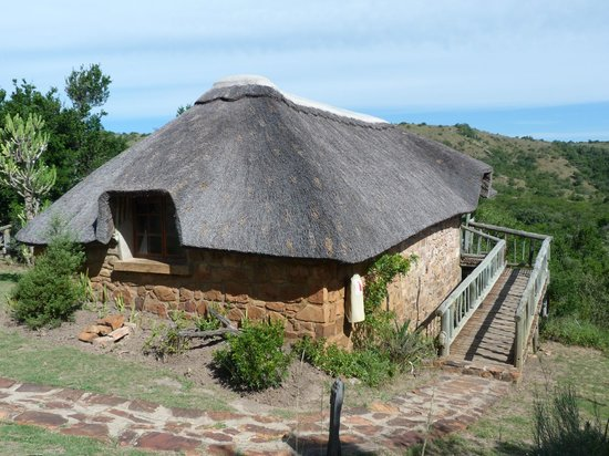 Lalibela Game Reserve : Our house