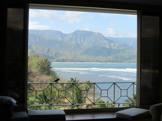 St. Regis Princeville Resort : View from room 716