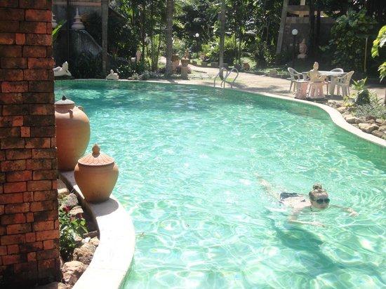 Grand Orchid Resort and Spa: Бассейн