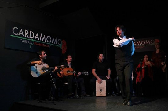Cardamomo Tablao Flamenco : Cardamomo