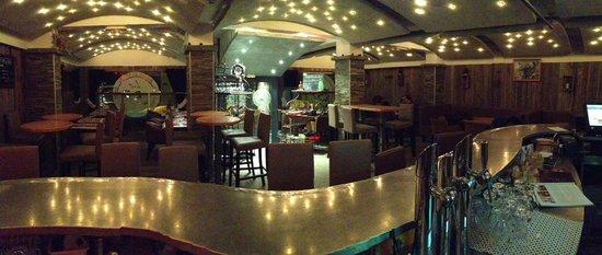 Restaurant le 37 : L'intérieure