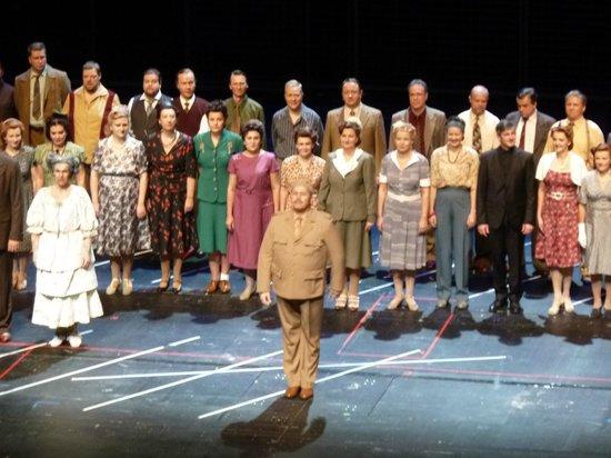 Finnish National Opera (Suomen Kansallisooppera): опера Doctor Atomic