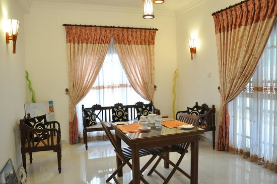 River View Guesthouse: Dining room
