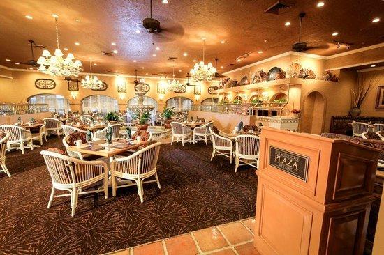 Garden Court Restaurant at The Scottsdale Plaza Resort