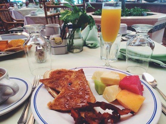 Barcelo Ixtapa: Breakfast