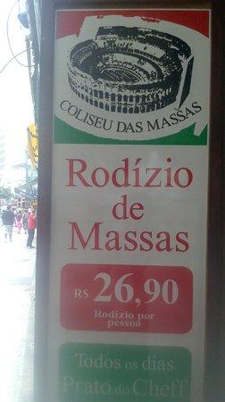 Coliseu Das Massas