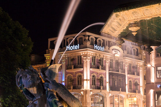 Internacional Design Hotel from Rossio