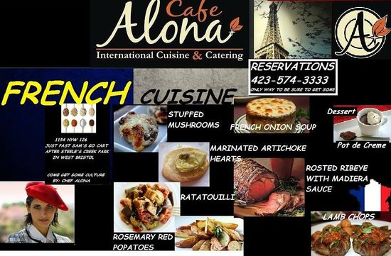 Cafe Alona: MARCH 6TH-8TH