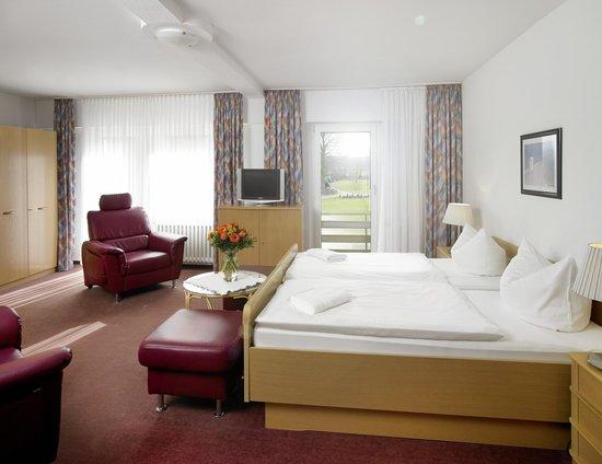 Hille, Germania: Doppelzimmer Komfort