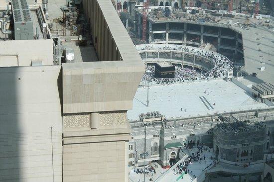 Classic Triple Room Kaaba View Picture Of Swissotel Makkah Mecca Tripadvisor