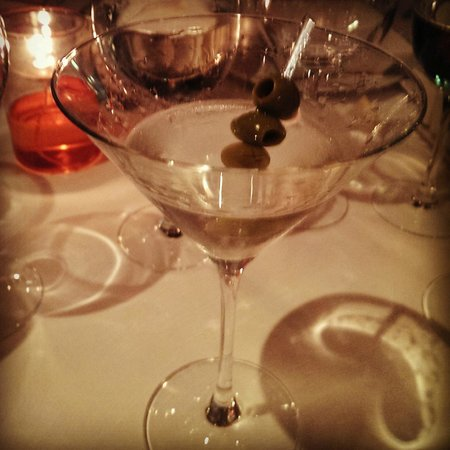 Tamarind : Vodka Martini