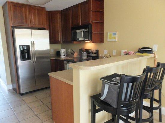 Lime Tree Bay Resort : Nice kitchen